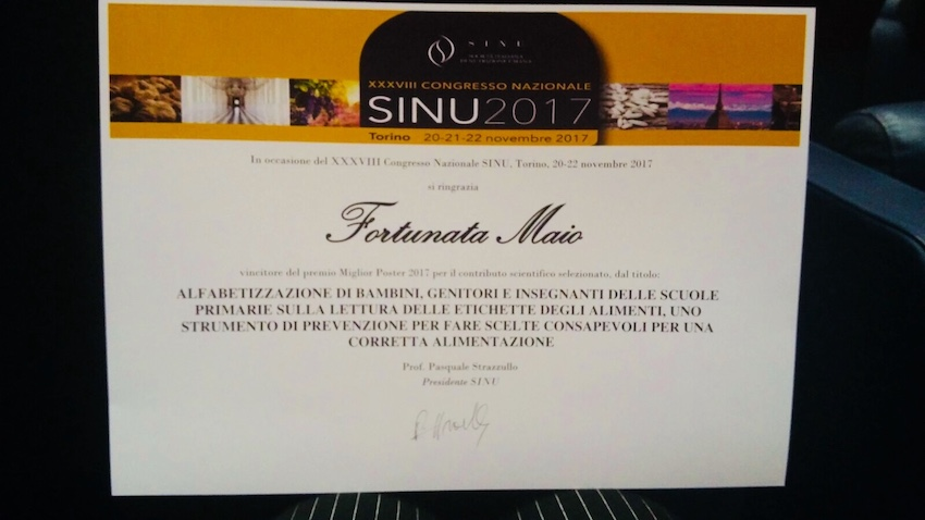 Copia di Attestato SINU