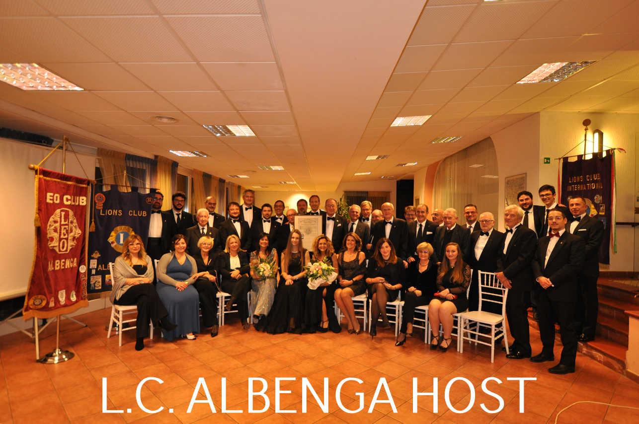 ALBENGA HOST10