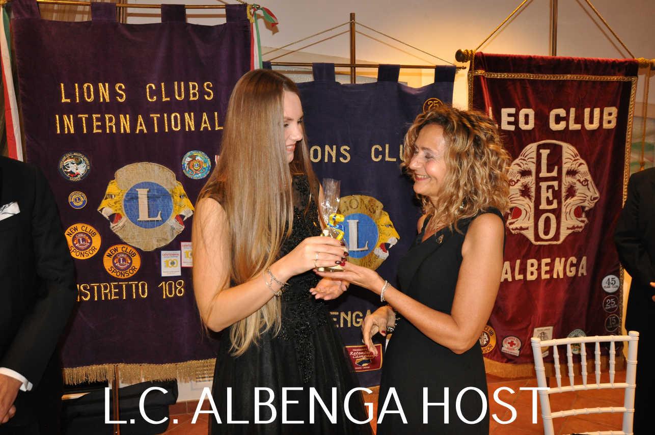 ALBENGA HOST9