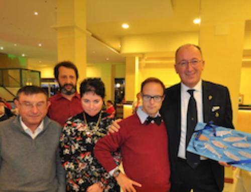 Continuano le visite del Governatore ai Club (Foto)