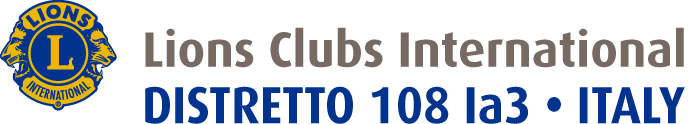 Distretto Lions 108Ia3 Logo