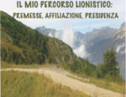 Il Presidente del Lions Club Cuneo conclude l'anno con un suo libro