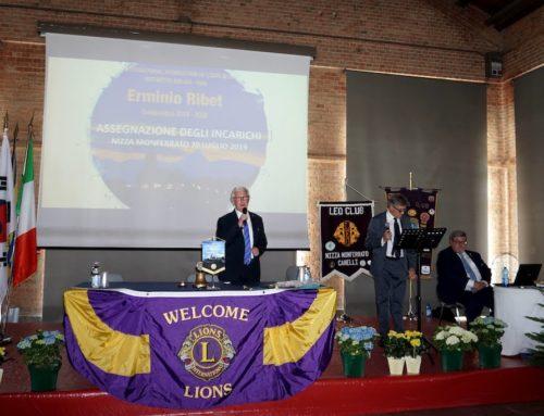 Dopo il Gabinetto distrettuale, attribuzione degli incarichi a Nizza Monferrato: le foto